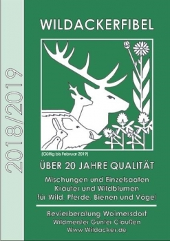Katalog - Wildackerfibel